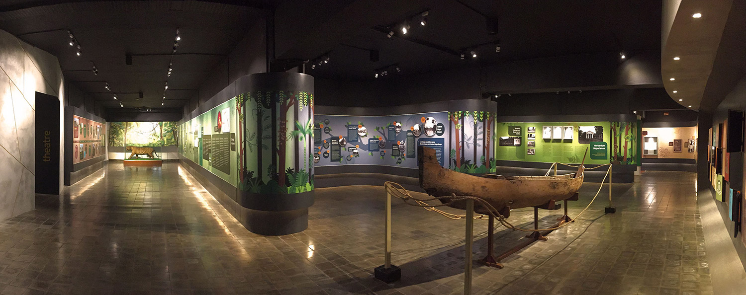 Introduction Area of Etnobotany Museum