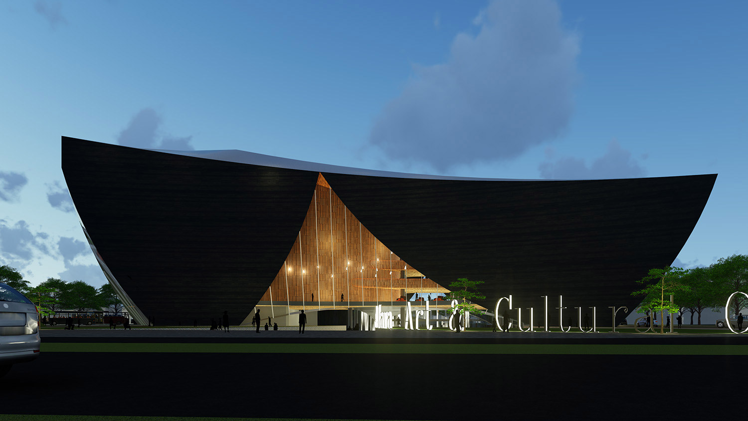 West Java Art & Cultural Centre (WJACC)